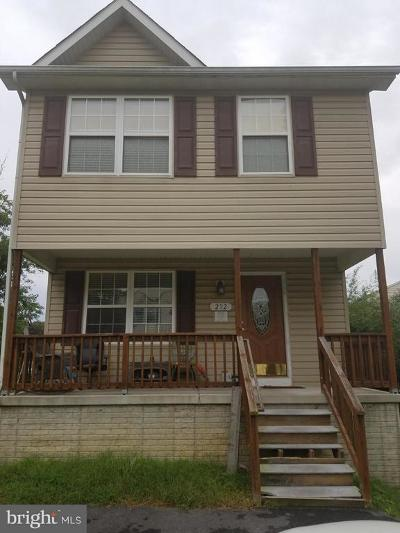 Glen Burnie Single Family Home For Sale: 212 Cedar Terrace