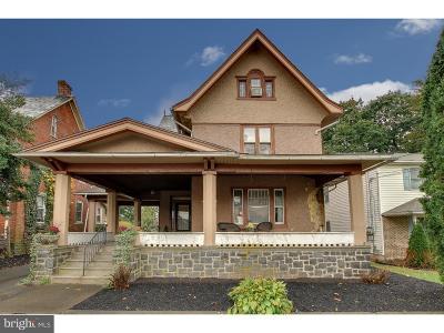 Bucks County Single Family Home For Sale: 54 N Ambler Street