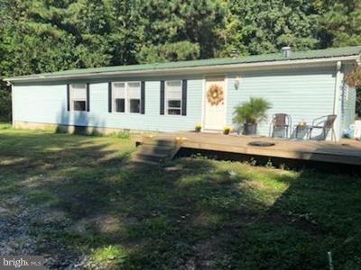 Felton Single Family Home For Sale: 6910 Hopkins Cemetery Road