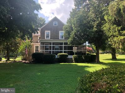 Warwick Single Family Home For Sale: 1371 Old Telegraph Road
