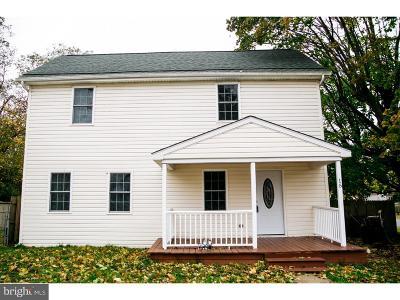 Smyrna Single Family Home For Sale: 15 N Howard Street