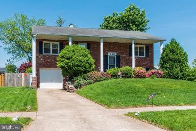 Joppa Single Family Home For Sale: 228 Kilgore Court