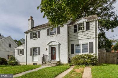 Silver Spring Single Family Home For Sale: 10706 Amherst Avenue