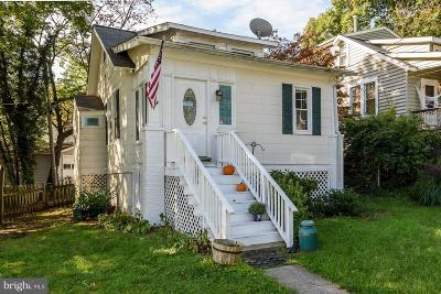 Baltimore Single Family Home For Sale: 741 Overbrook Road