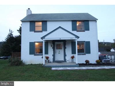 Coatesville Single Family Home For Sale: 1405 Olive Street