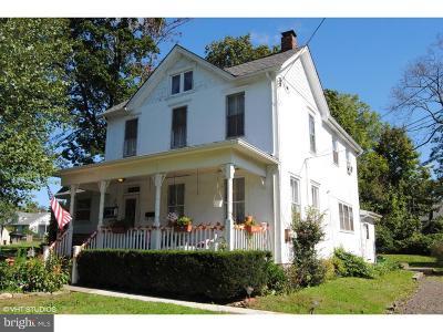Bucks County Single Family Home For Sale: 136 Main Street