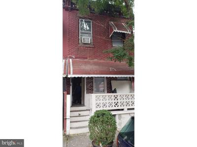 Germantown Townhouse For Sale: 2831 N Franklin Street