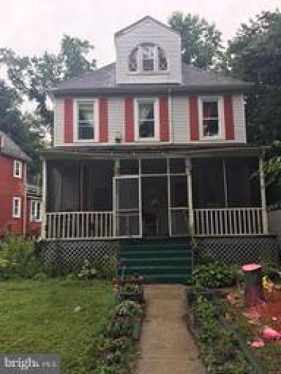 Baltimore Rental For Rent: 3611 Windsor Mill Road