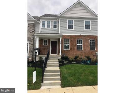 Chester Springs Townhouse For Sale: 700 Sun Valley Court #166
