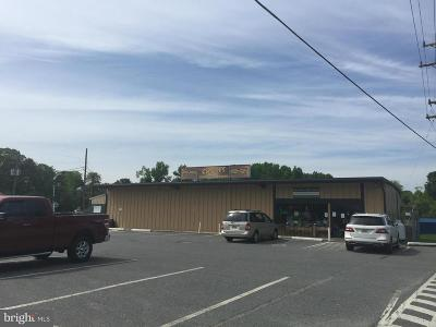 King George Commercial For Sale: 17053 Dahlgren Road