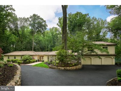 Cherry Hill Single Family Home For Sale: 1121 Winding Drive