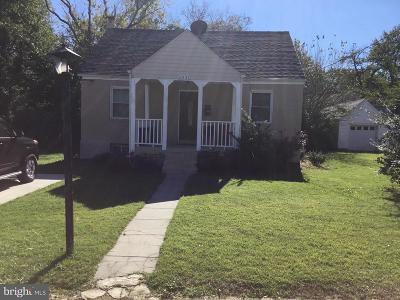 Cheverly Single Family Home Under Contract: 6231 Landover Road