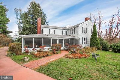 White Hall Single Family Home For Sale: 2000 Wilson Road