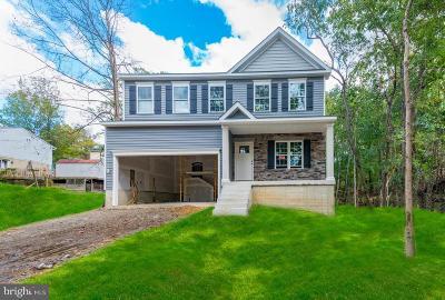 Elkridge Single Family Home For Sale: Loudon Ave (Lot 57)