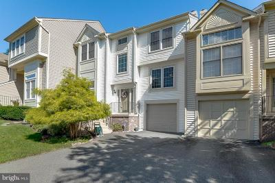Fairfax County Townhouse For Sale: 6515 Palisades Drive