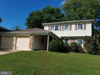 Newark DE Single Family Home For Sale: $209,900
