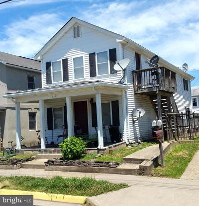 Multi Family Home For Sale: 219 Potomac Avenue