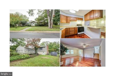 Rockville Single Family Home For Sale: 717 Woodburn Road