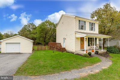 Thurmont Single Family Home Under Contract: 13221 Catoctin Furnace Road