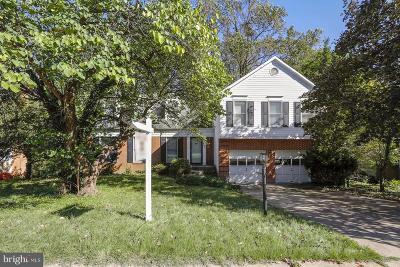 Baltimore Single Family Home For Sale: 405 N Chapelgate Lane
