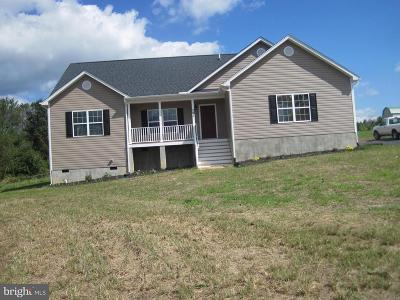 Shenandoah County Rental For Rent: 285 Stoneburner Road