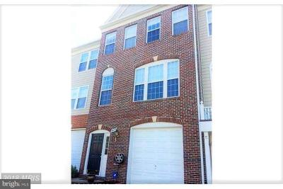 Lorton Townhouse For Sale: 8473 Silverdale Road