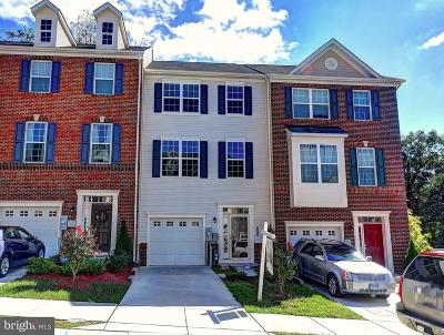 Baltimore Townhouse For Sale: 6279 McKay Circle