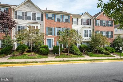 Laurel Townhouse For Sale: 8106 Shannons Alley