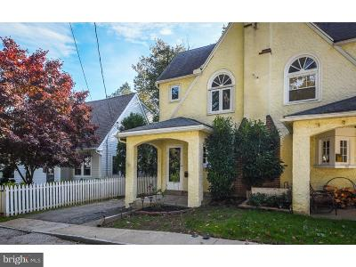 Gladwyne Single Family Home For Sale: 1015 Barr Lane