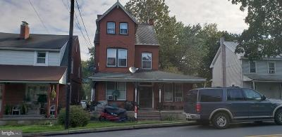 Lancaster PA Multi Family Home For Sale: $189,000