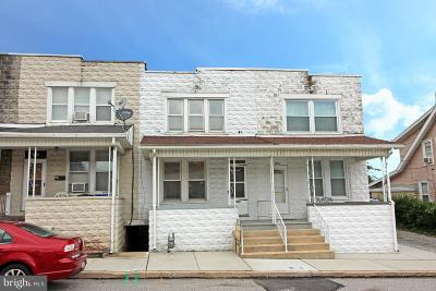 York PA Multi Family Home For Sale: $59,900