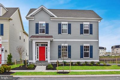 Frederick Single Family Home For Sale: 5105 Continental Drive