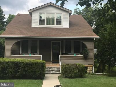 Baltimore Single Family Home For Sale: 3404 Chesley Avenue