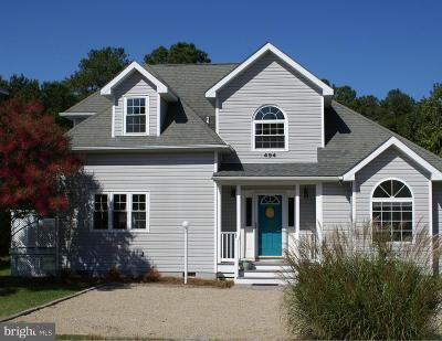 Bethany Beach Single Family Home For Sale: 494 Bethany Loop