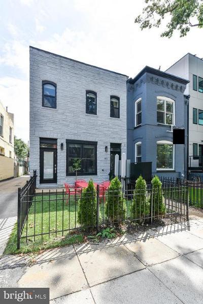 Washington Multi Family Home For Sale: 80 P Street NW