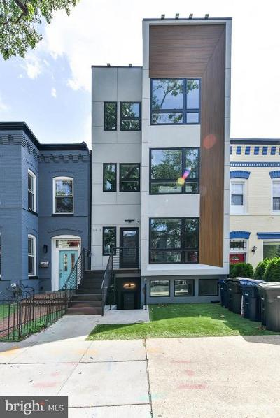 Shaw Townhouse For Sale: 84 P Street NW