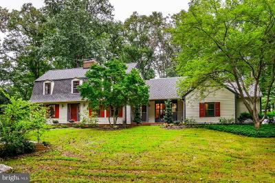 Clifton Single Family Home For Sale: 6707 Colewood Estates Road