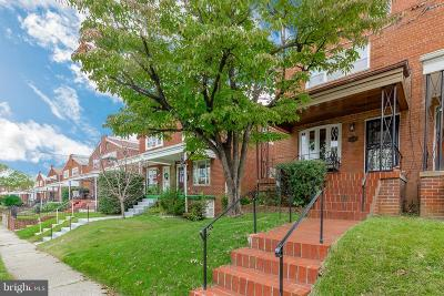 Washington Single Family Home For Sale: 804 Hamilton Street NE
