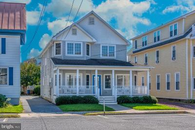 Rehoboth Beach Single Family Home For Sale: 14 Hickman Street