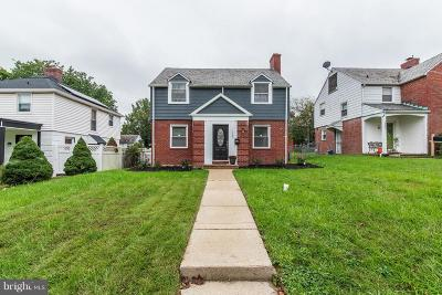 Baltimore Single Family Home For Sale: 1305 Windemere Avenue