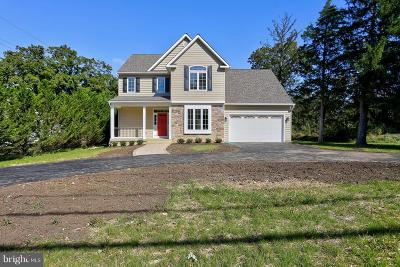 Laurel MD Single Family Home For Sale: $525,000