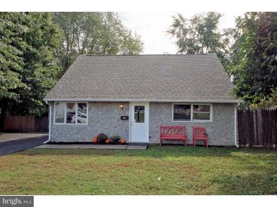 Ewing Single Family Home For Sale: 58 Farrell Avenue