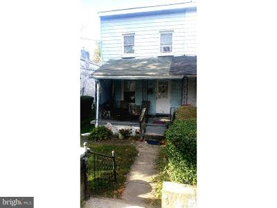 Coatesville Single Family Home For Sale: 109 Gibbons Avenue
