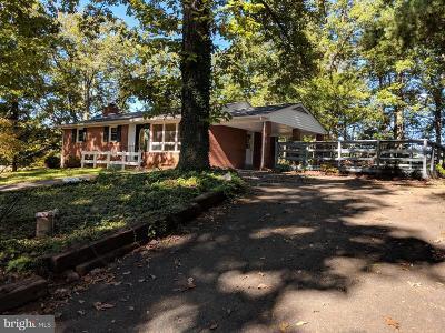 Culpeper Single Family Home For Sale: 18387 Fox Mountain Lane