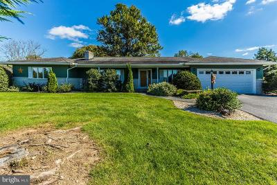 Hagerstown Single Family Home Active Under Contract: 14723 Maugansville Road
