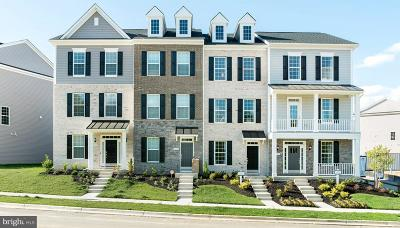 Frederick Townhouse For Sale: 209 Spring Bank Avenue