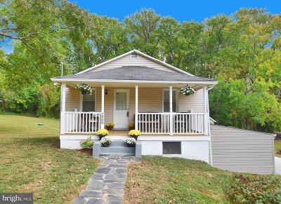 Bel Air Single Family Home For Sale: 2808 Henley Drive