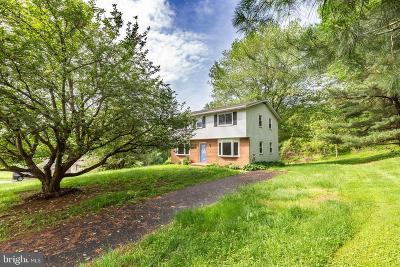 Sykesville Single Family Home For Sale: 5822 Westchester Hills Court