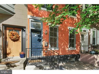 Graduate Hospital Townhouse For Sale: 1815 Christian Street