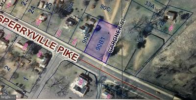 Culpeper Residential Lots & Land For Sale: Sperryville Pike